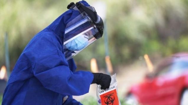 美國已超過520,000例新冠病毒案例