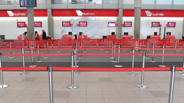 Ticket revenue had dried up amid coronavirus travel bans