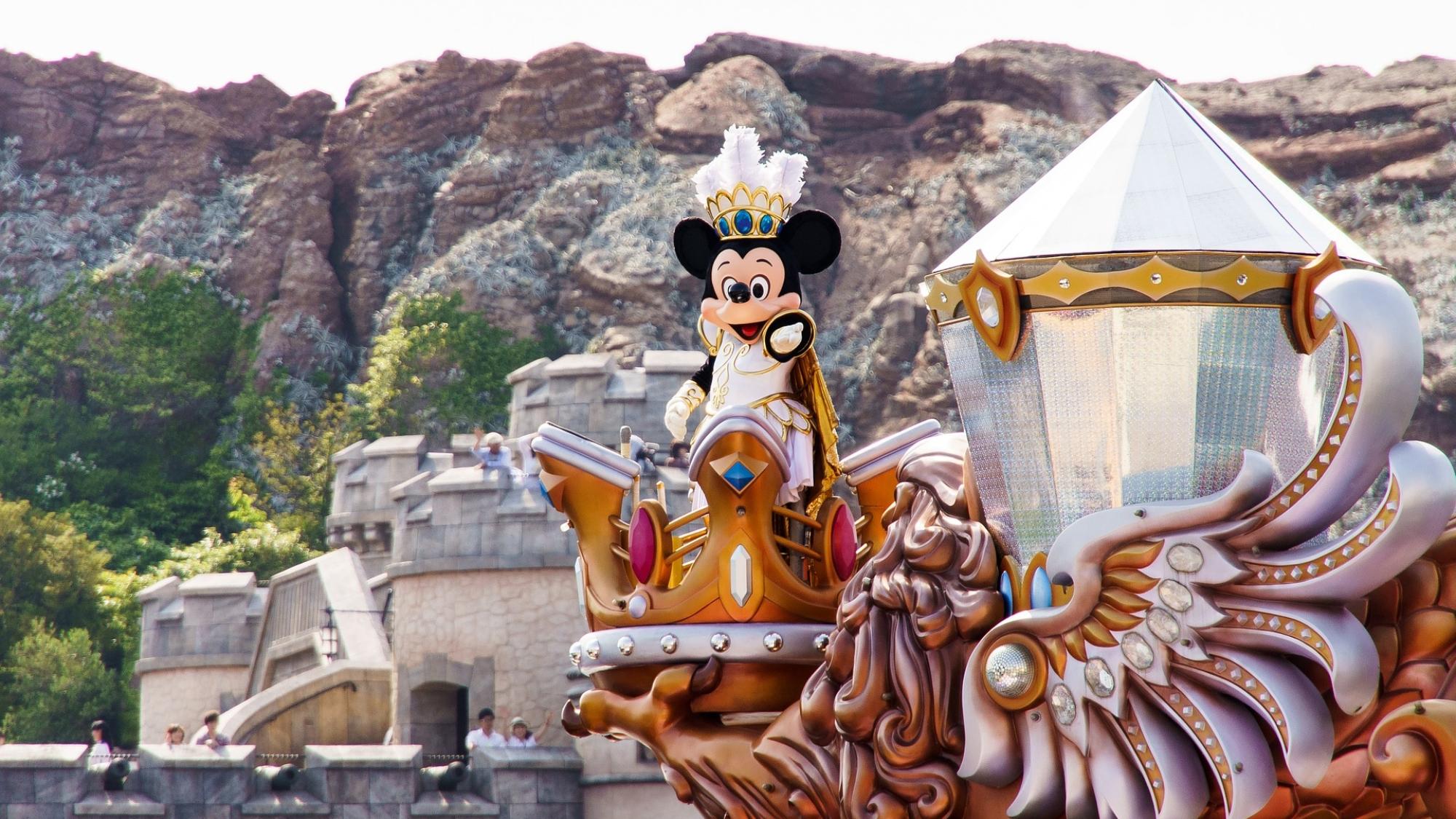 東京迪士尼7月重啟大門。