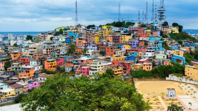 美國航空將飛往厄瓜多爾©Noradoa / Shutterstock