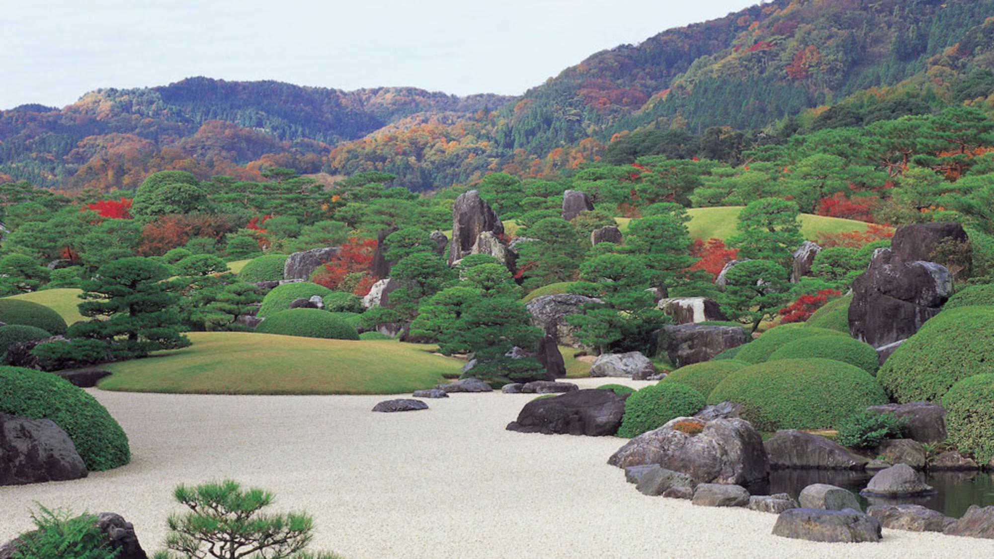 想要觀賞日本庭園的話前往西日本吧。山陰地區優美庭園3選[特別企劃]