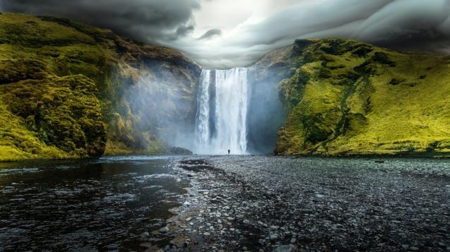 冰島希望您發出尖叫聲©Robin Kamp / 500px