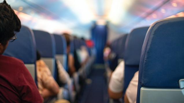 航空公司的一段影片,顯示了HEPA過濾器如何在飛機上工作©Witthaya Prasongsin / Getty Images