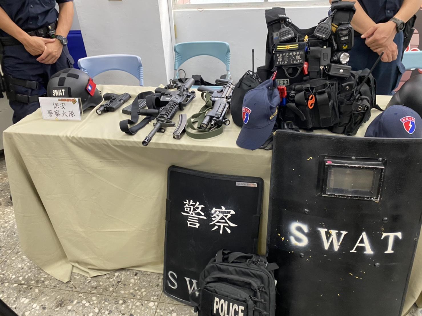 影/新北警CSI偵探營  攜手家扶少年  網紅「阿神」帶隊PK鑑識難題  快樂學鑑識