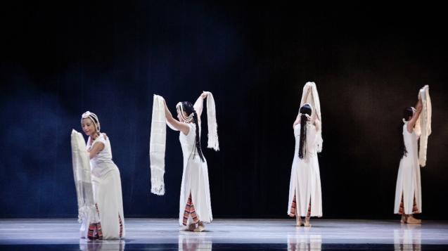 玉舞蹈劇場經典演出,呈現愛的不同面貌