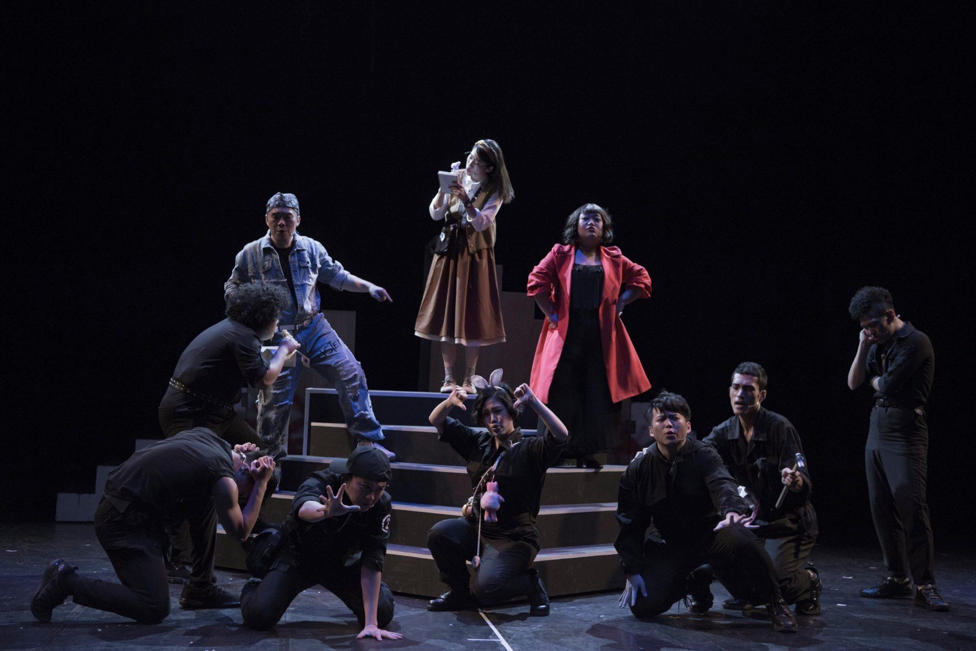 2020新北市音樂劇節《幕後傳奇─苦魯人生》爆笑登場