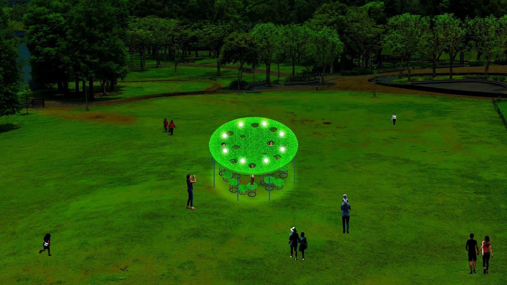 玩轉臺北 7大裝置好玩又好拍 各區活動熱鬧接連登場