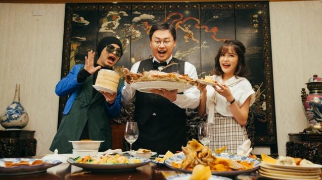鬼才黃明志來臺拍攝《你不認識我》MV,讓星馬及全球朋友都能感受臺北多元豐富的城市魅力。