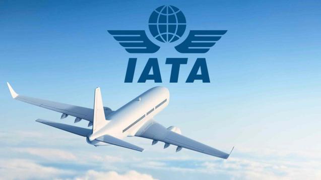 翻攝 IATA 官網