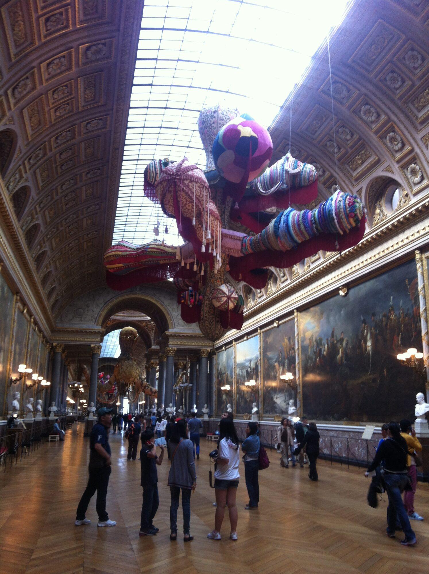 羅浮宮已將全部藝術品收藏在網上觀看